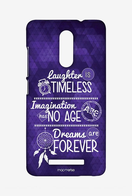 Macmerise XACN3SMI0200 Laughter Imagination Dreams Sublime Case for Xiaomi Redmi Note 3