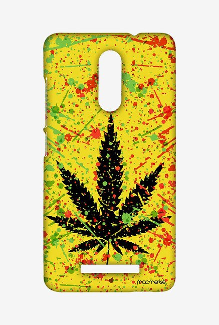 Macmerise XACN3SMI0332 Rasta Splash Sublime Case for Xiaomi Redmi Note 3