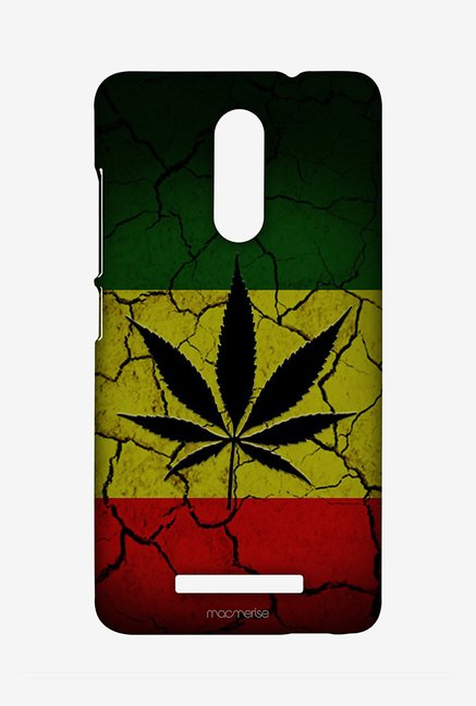 Macmerise XACN3SMI0338 Rastafari Sublime Case for Xiaomi Redmi Note 3