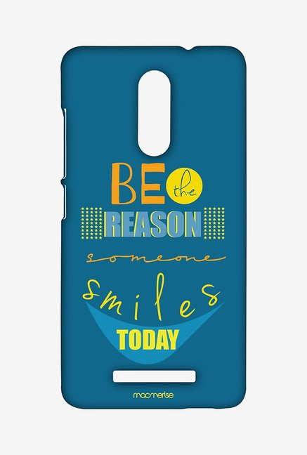 Macmerise XACN3SMI0344 Reason Someone Smiles Sublime Case for Xiaomi Redmi Note 3