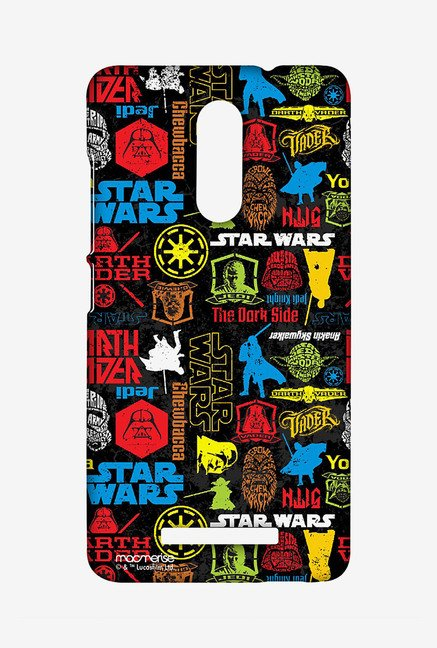 Macmerise XACN3SSW0020 Star wars mashup Sublime Case for Xiaomi Redmi Note 3