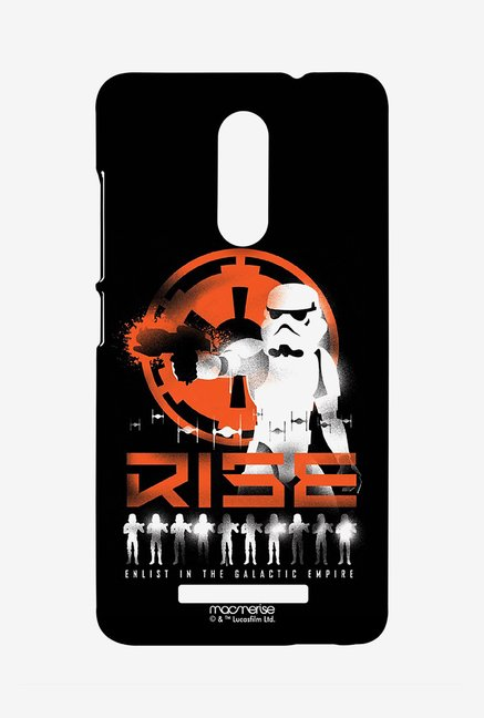 Macmerise XACN3SSW0026 Stormtrooper Rise Sublime Case for Xiaomi Redmi Note 3