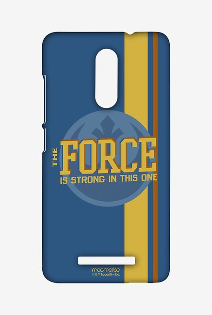 Macmerise XACN3SSW0248 Strong Force Sublime Case for Xiaomi Redmi Note 3