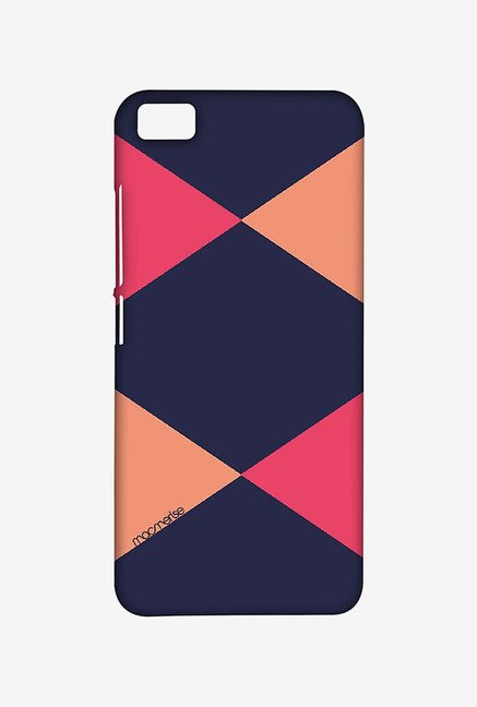 Macmerise XACM5SMI0734 Criss Cross Blupink Sublime Case for Xiaomi Mi5