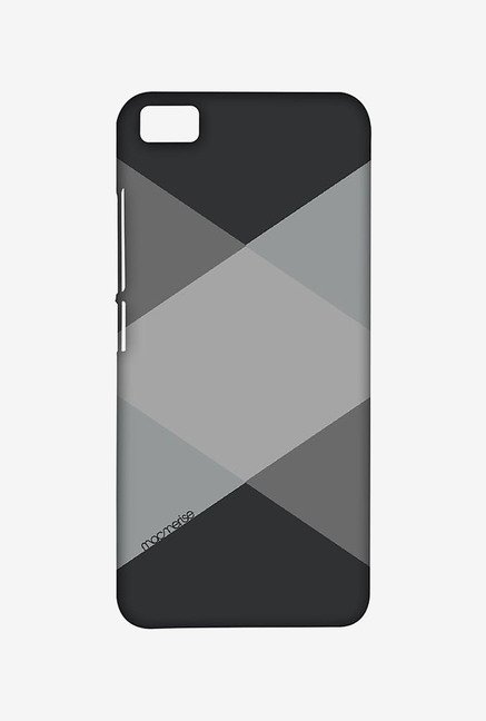 Macmerise XACM5SMI0746 Criss Cross Grey Sublime Case for Xiaomi Mi5