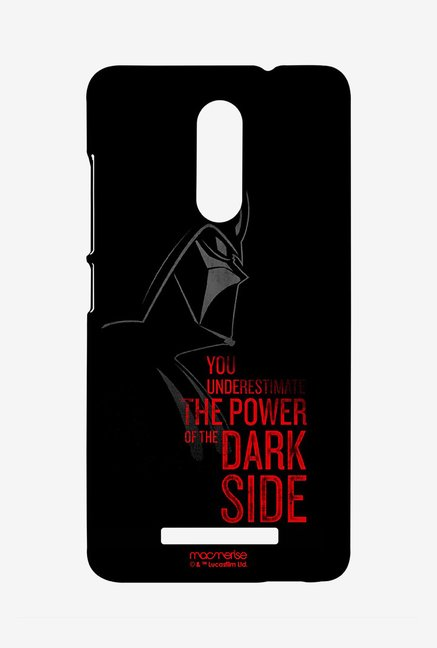 Macmerise XACN3SSW0254 The Dark Side Sublime Case for Xiaomi Redmi Note 3