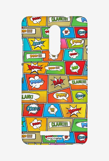 Macmerise XACN3SMI0722 Comic Popart Sublime Case for Xiaomi Redmi Note 3