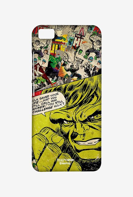 Macmerise XACM5SMM0062 Comic Hulk Sublime Case for Xiaomi Mi5