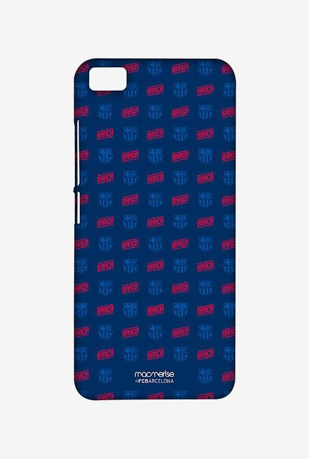 Macmerise XACM5SBA0110 FCB Pattern Sublime Case for Xiaomi Mi5