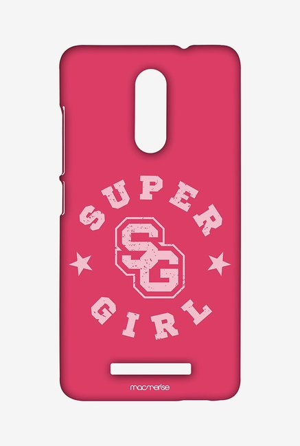 Macmerise XACN3SMI0608 Super Girl Sublime Case for Xiaomi Redmi Note 3