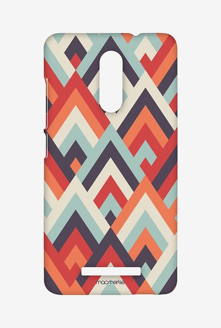 Macmerise XACN3SMI0386 Symmetric Cheveron Sublime Case for Xiaomi Redmi Note 3