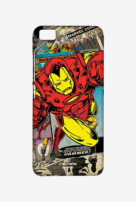 Macmerise XACM5SMM0068 Comic Ironman Sublime Case for Xiaomi Mi5