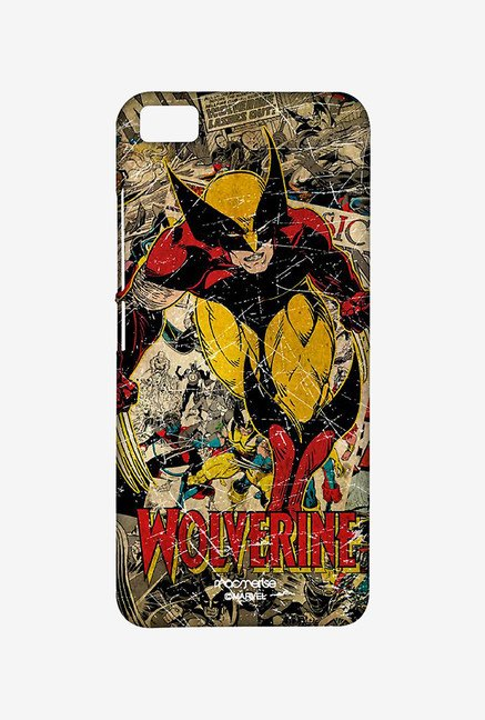 Macmerise XACM5SMM0086 Comic Wolverine Sublime Case for Xiaomi Mi5