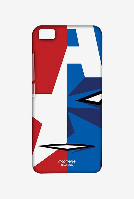 Macmerise XACM5SMM0092 Face Focus Captain America Sublime Case for Xiaomi Mi5