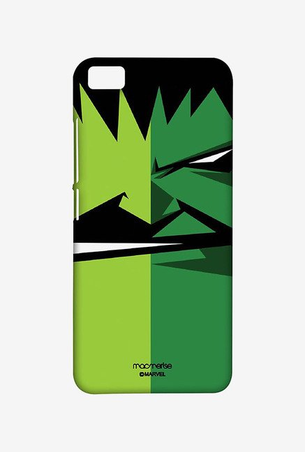 Macmerise XACM5SMM0098 Face Focus Hulk Sublime Case for Xiaomi Mi5
