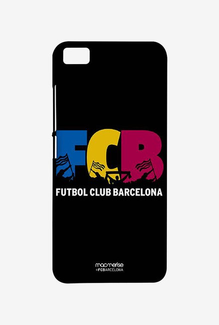 Macmerise XACM5SBA0146 Futbol Club Barcelona Sublime Case for Xiaomi Mi5