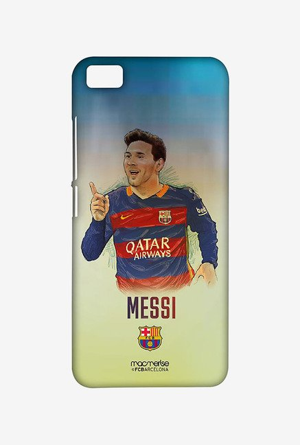 Macmerise XACM5SBA0158 Illustrated Messi Sublime Case for Xiaomi Mi5