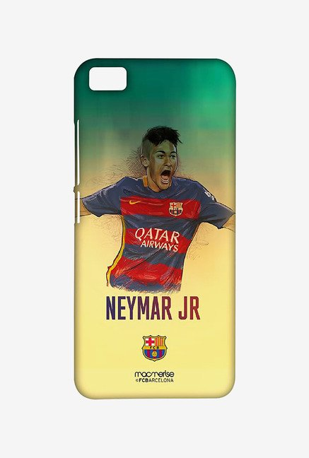 Macmerise XACM5SBA0164 Illustrated Neymar Sublime Case for Xiaomi Mi5