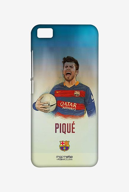 Macmerise XACM5SBA0170 Illustrated Pique Sublime Case for Xiaomi Mi5