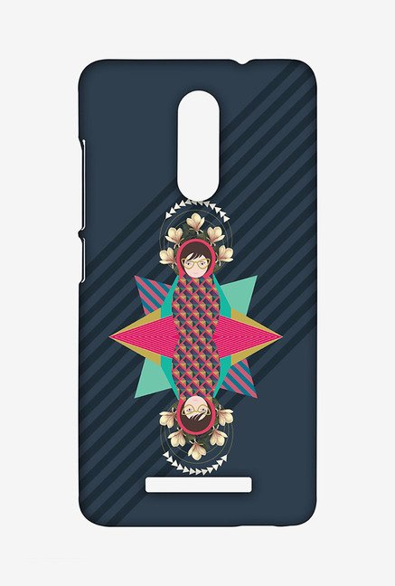 Macmerise XACN3STD0002 Lady Demure Sublime Case for Xiaomi Redmi Note 3