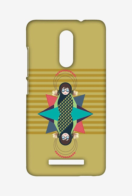 Macmerise XACN3STD0008 Lady Diva Sublime Case for Xiaomi Redmi Note 3