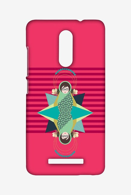Macmerise XACN3STD0020 Lady Punk Sublime Case for Xiaomi Redmi Note 3