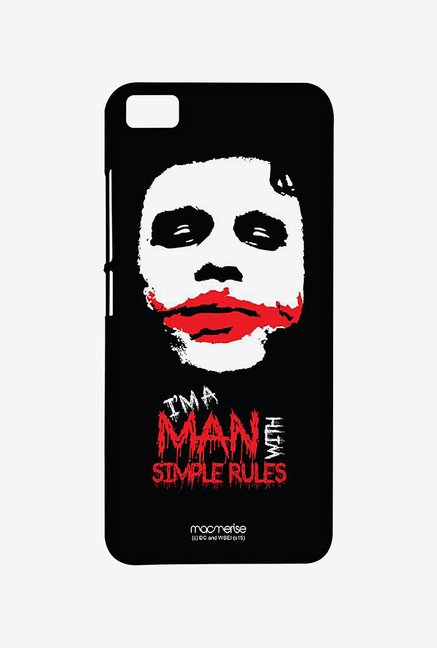 Macmerise XACM5SDK0188 Man with Simple Rules Sublime Case for Xiaomi Mi5