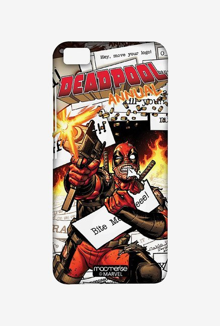 Macmerise XACM5SMM0254 Comic Deadpool Sublime Case for Xiaomi Mi5