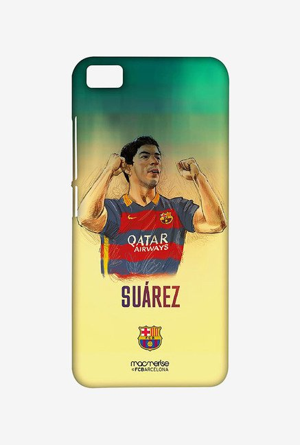 Macmerise XACM5SBA0176 Illustrated Suarez Sublime Case for Xiaomi Mi5