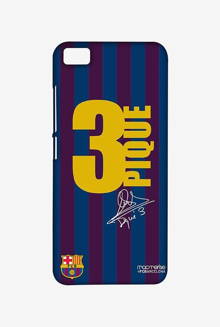 Macmerise XACM5SBA0200 Jersey Pique Sublime Case for Xiaomi Mi5