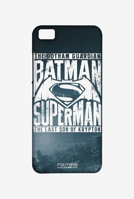 Macmerise XACM5SBS0020 Gotham vs Krypton Blue Sublime Case for Xiaomi Mi5