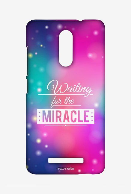 Macmerise XACN3SMI0938 Waiting for the Miracle Sublime Case for Xiaomi Redmi Note 3