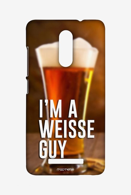 Macmerise XACN3SMI0944 Weisse Guy Sublime Case for Xiaomi Redmi Note 3