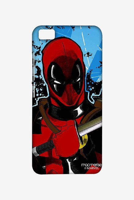 Macmerise XACM5SMM0272 Deadpool Fury Sublime Case for Xiaomi Mi5