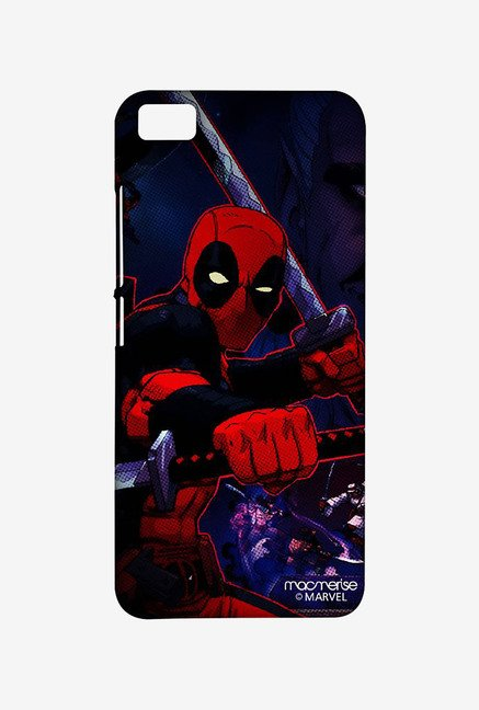 Macmerise XACM5SMM0260 Deadpool Attack Sublime Case for Xiaomi Mi5