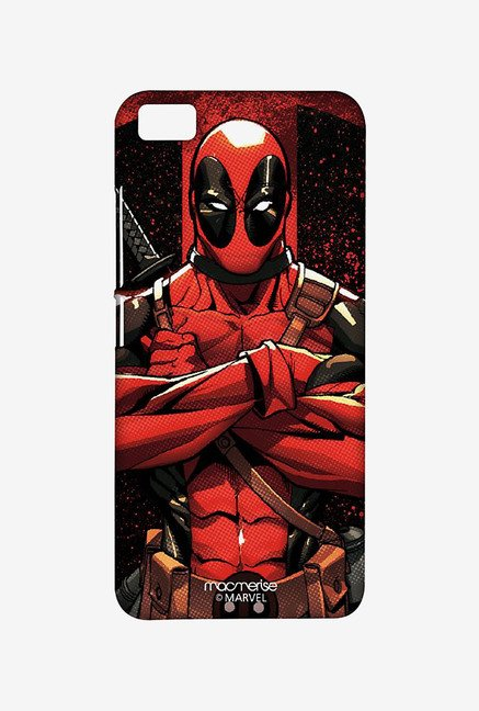 Macmerise XACM5SMM0296 Deadpool Stance Sublime Case for Xiaomi Mi5