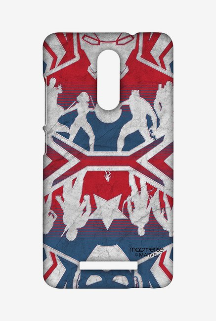 Macmerise XACN3SMM0494 Reflection Ironman Sublime Case for Xiaomi Redmi Note 3