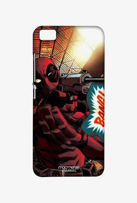 Macmerise XACM5SMM0302 Deadpool takes aim Sublime Case for Xiaomi Mi5