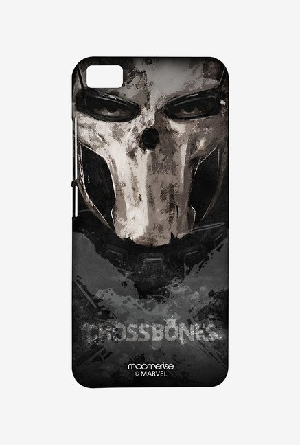 Macmerise XACM5SMM0398 Crossbones Fury Sublime Case for Xiaomi Mi5