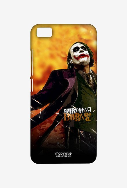 Macmerise XACM5SDK0098 Everything Burns Sublime Case for Xiaomi Mi5
