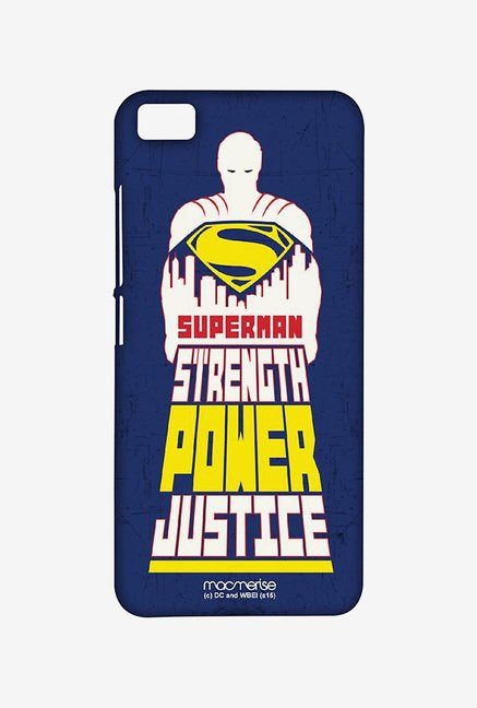 Macmerise XACM5SBS0104 Superman Power Sublime Case for Xiaomi Mi5