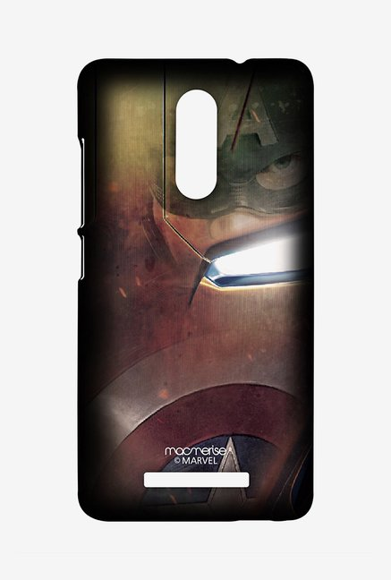 Macmerise XACN3SMM0500 See you at war Sublime Case for Xiaomi Redmi Note 3