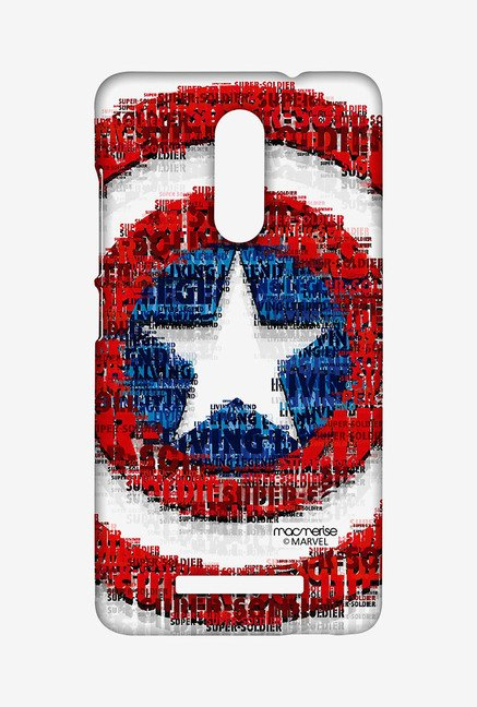Macmerise XACN3SMM0710 Shield Quotes Sublime Case for Xiaomi Redmi Note 3