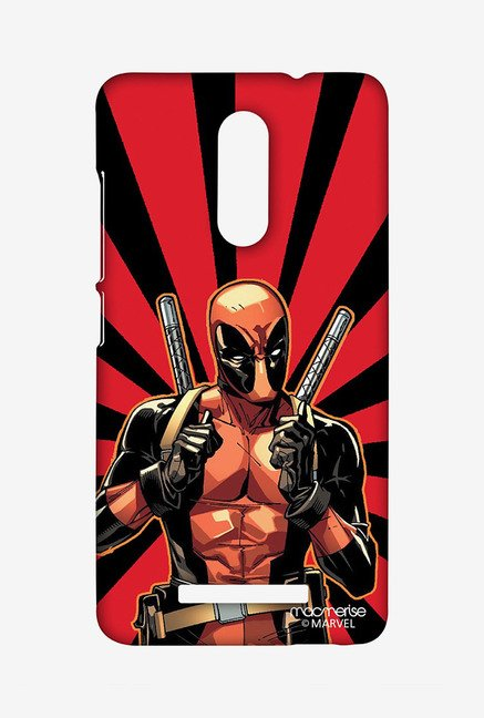 Macmerise XACN3SMM0320 Smart Ass Deadpool Sublime Case for Xiaomi Redmi Note 3