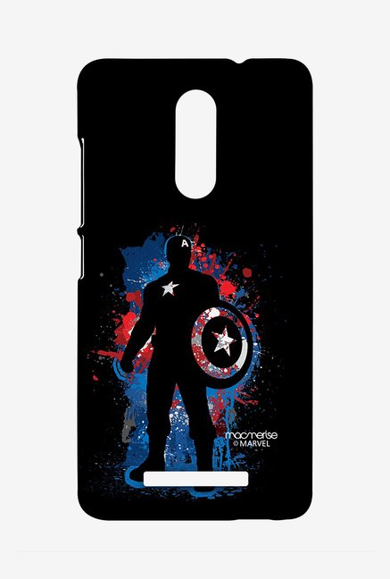 Macmerise XACN3SMM0716 Spray Splash Captain Sublime Case for Xiaomi Redmi Note 3