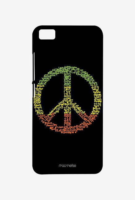 Macmerise XACM5SMI0380 Symbol of Peace Sublime Case for Xiaomi Mi5