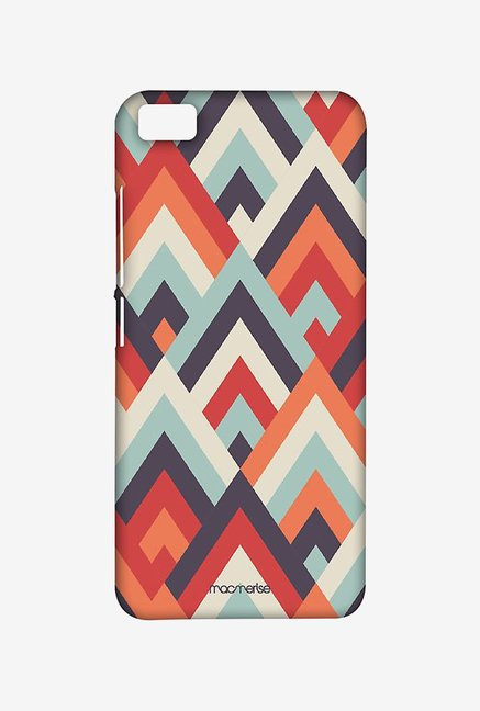 Macmerise XACM5SMI0386 Symmetric Cheveron Sublime Case for Xiaomi Mi5