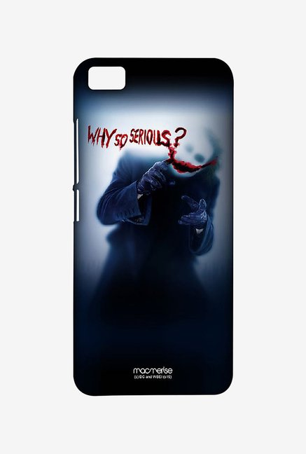 Macmerise XACM5SDK0248 Why So Serious Sublime Case for Xiaomi Mi5