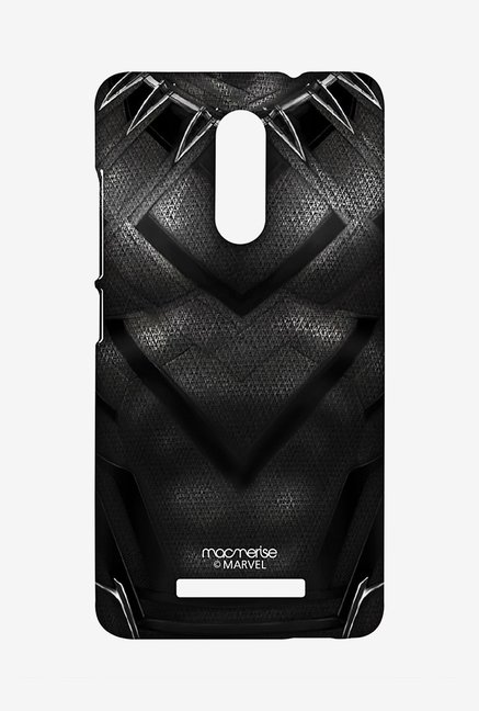 Macmerise XACN3SMM0506 Suit up Black Panther Sublime Case for Xiaomi Redmi Note 3