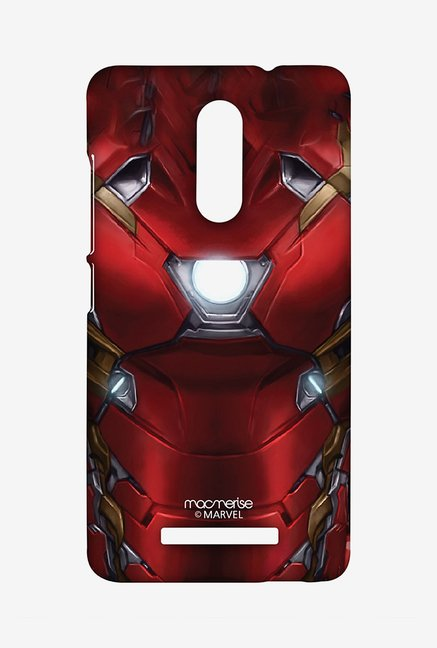 Macmerise XACN3SMM0524 Suit up Ironman Sublime Case for Xiaomi Redmi Note 3